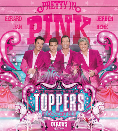 Toppers in Concert 2018 - Pretty in Pink 'The Circus Edition'