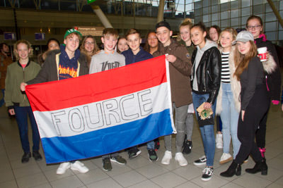 Fource is klaar voor finale Junior Songfestival