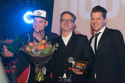 Fotoverslag: De 100% NL Awards
