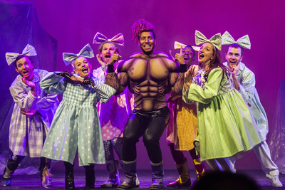 Marvellous - Superhelden Saga Musical Happening