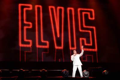 Christmas with The King, een spectaculaire Elvis kerstshow