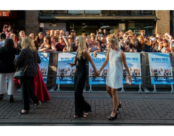 20180717-Premiere_MammaMia_HereWeGoAgain_PatheTuschinski_Amsterdam_17-07-2018k_Gwendolyne-3096
